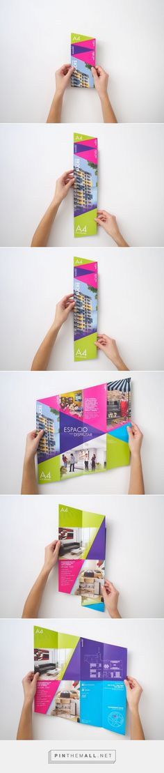 IS Creative Studio :  A4: Brochure