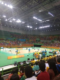 "Lincoln Werneck on Twitter: ""Final #USA vs #Lithuania no #Goalball Masc 