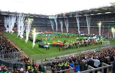 If the intense rivalry between Dublin and Kerry wasn't enough to guarantee a full house at Croke Park, the promise of one of the biggest spectacles in the 1916 Centenary commemorations Croke Park, Irish News, Full House, Dublin, Attraction, Ireland, Hero, Day, Irish
