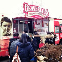 Your daily dose of awesome, courtest BeaverTails mobile GTA :) Instagram photo by @Selena Luu (Luuu)