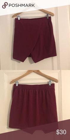 Madewell Skirt Elastic waist Madewell Skirts Mini