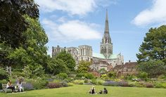 The Chichester Harbour Hotel's carefully designed rooms boast unbeatable views across the Priory Park and the iconic Chichester Cathedral – so you can enjoy stunning surroundings whilst saying your vows or dining with your guests