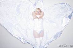 EMMA FROST by Castle Corsetry