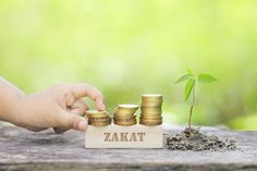 Picture of ZAKAT WORD Golden coin stacked with wooden bar stock photo, images and stock photography. Ways To Save Money, Make More Money, Make Money From Home, Extra Money, Quick Money, Forex Trading Software, Forex Trading Strategies, Wealth Tax, Home Equity