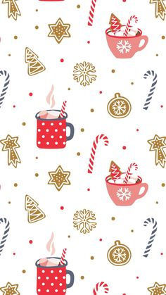 55+ Best Aesthetic Christmas Wallpaper Backgrounds   Holiday Background Wallpaper   Just Jes Lyn
