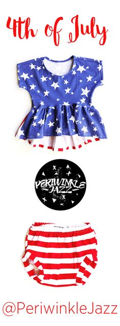 1194a560fafa Girls 4th of July outfit