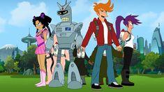 Futurama Anime | We say: It's great to see Futurama back on Blu-ray in the UK – even ...