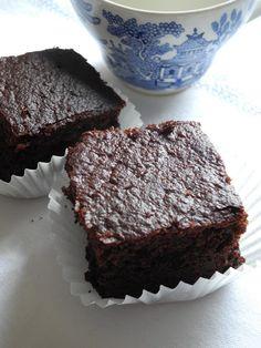 Brownies leggeri a base di ricotta