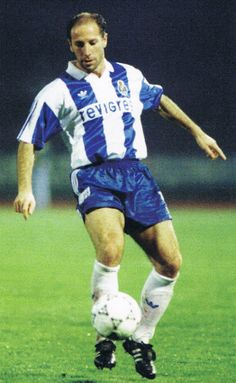 JAIME MAGALHÃES5 Fc Porto, Football, Sports, Loom Animals, Legends, 80s Kids, Soccer, Hs Sports, Futbol