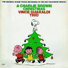 Vintage Christmas Record Album ~ A Charlie Brown Christmas, by Vince Gauraldi
