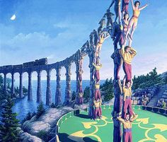 Acrobratic Engineering - Rob Gonsalves