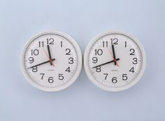 clock and pale image