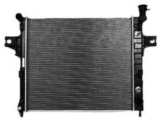 Replacement TYC 2336 Radiator For 01-04 Jeep Grand Cherokee 52079883AC
