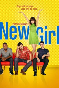 New Girl  This quirky new comedy has made Zooey Deschanel a household name, and made 'dorkiness' hip again.  Posters available now at MovieGoods.com