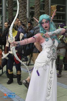 High Priestess Tyrande Whisperwind