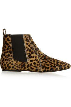 ❤️ (Isabel Marant - Dewar Ankle Boots Leopard)