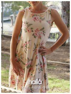 agnes swing top & dress