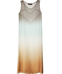 Sunset Ombre Jagger Dress by Lindsey Thornburg