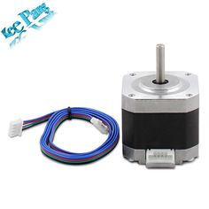 Cheap motor Buy Quality for printer directly from China step motor cable Suppliers: Stepper Motor 42 Step DC For CNC XYZ Printers Parts with 4 pin Dupont Cable Part 3d Printer Parts, Printer Scanner, Stepper Motor, Cnc, Cable, Pin Pin, Printers, Accessories, Cabo