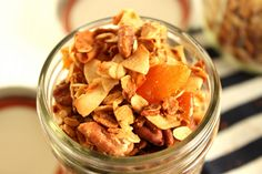 This recipe is so easy….you may never buy the pre-made stuff again. Full of toasted oats and coconut, this Toasted Coconut Apricot Granolamay be the best yogurt topper you ever had. We are oatmeal lover's here at The Suburban Soapbox. We probably go through several pounds of it a week. Steel cut oats are our...Read More »
