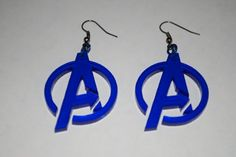 Avengers Earrings To The Rescue