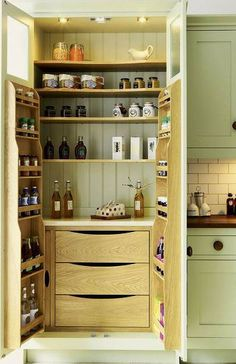 Get the gorgeous, organized pantry you've always dreamed of with these great organizational tips.
