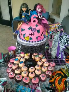 My daughter's 6th bday party!!!!