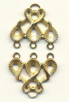multi-strand connectors! http://www.jansjewels.com/jewelry-supplies/plated-connectors-1.html
