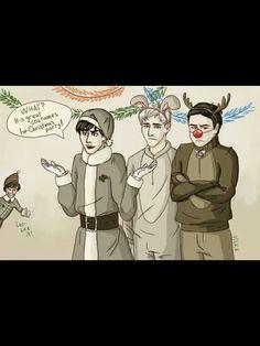 Part 2------Wrong holiday Jason!!!!