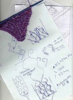 Design your own - knitting chart