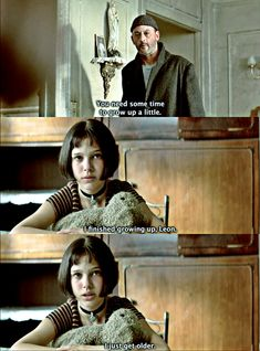 leon the professional movie quotes