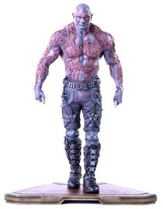 Guardians of the Galaxy: Drax - Art Scale 1/10 - Iron Studios