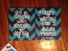 One of my favorite verses. Might do this :)