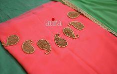 Churidhar Neck Designs, Kurtha Designs, Salwar Neck Designs, Churidar Designs, Bridal Blouse Designs, Blouse Neck Designs, Easy Designs, Blouse Patterns, Kurti Embroidery Design