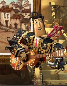 Manolo (Diego Luna) ~ The Book of Life