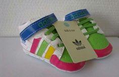 Schoentjes van Adidas (0-6 maanden) zo schattig!