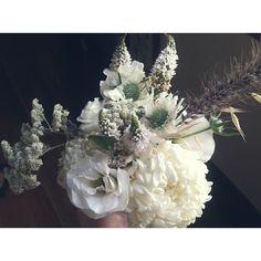 saturday flowers by the Liz McGinn  peep her PopUp this weekend!