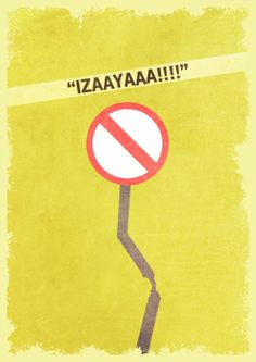 Izaayaa-kuuuuun! (I love that line. ^v^)