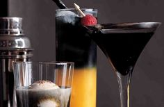 Show off your monster mixology skills with these Halloween cocktail recipes.
