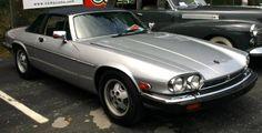 1987 Jaguar XJ-SC V-12 Convertible