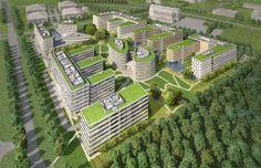 Image result for business garden warszawa