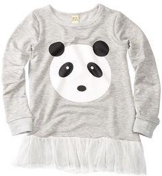Harper Canyon Diana Terry Dress (Little Girls)