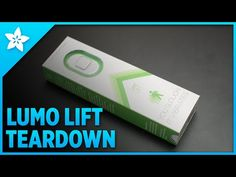Open it up! | Lumo Lift Teardown | Adafruit Learning System