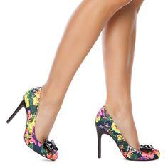 Floral pumps......