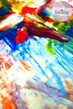 Acrylic color on canvas   Spatula art technique   Abstract Art by Satrini   Interior Design Idea Acrylic Colors, Interiores Design, Art Techniques, Abstract Art, Photo And Video, Canvas, Artwork, Instagram, Tela