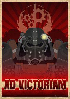 Fallout 4 Music, Fallout Bos, Fallout Fan Art, Fallout Concept Art, Fallout Game, Fallout New Vegas, Paladin, Fallout Brotherhood Of Steel, Fallout Power Armor