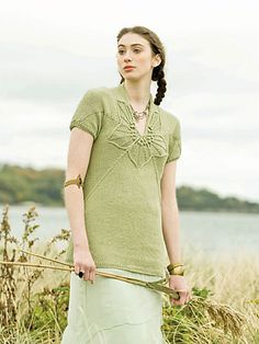 Ravelry: Flower Child pattern by Norah Gaughan