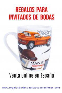 Bilbao, Valencia, Barcelona, Mugs, Tableware, Gift Shops, Wedding Day Gifts, Lip Balm, Wedding Details