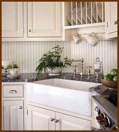 Butter Cream Glazed Kitchen Cabinets Cream Maple Glazed