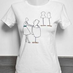T-Shirt Donna Tailoring by Tuo tua